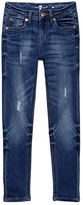 7 For All Mankind The Skinny Jean (Big Girls)