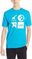 Lrg Men's RC Logo Mash Up T-Shirt