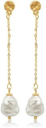 Dansk Smykkekunst Audrey Chain Earrings