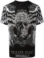 Philipp Plein embellished T-shirt - men - Cotton - M