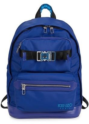 Kenzo Zip-Around Backpack