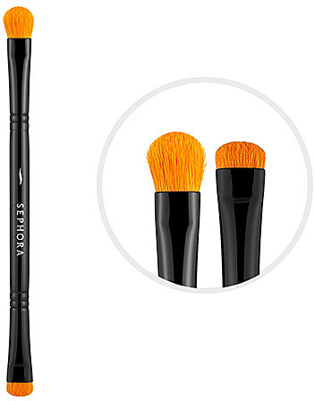 Double-Ended Every Day Eye Brush