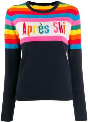 Parker Chinti & Aprés Ski knitted jumper