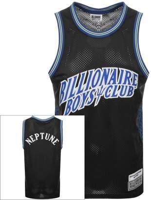 Billionaire Boys Club Baseball Vest Black