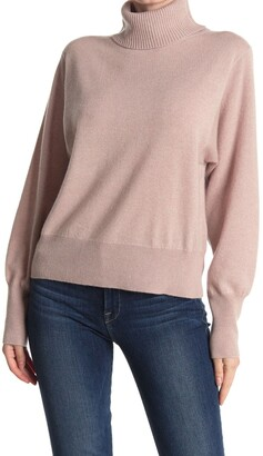 Zara Skull Back Turtle Neck Sweater