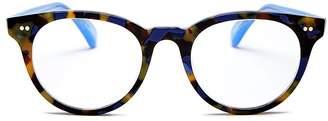 Corinne McCormack Women's Abby Square Reading Glasses, 50mm