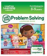 Leapfrog ; Learning Game: Disney Doc McStuffins (for LeapPad®; Tablets and LeapsterGS)