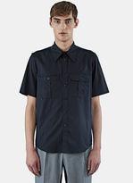 Yang Li Men's Boy Scout Shirt In Black