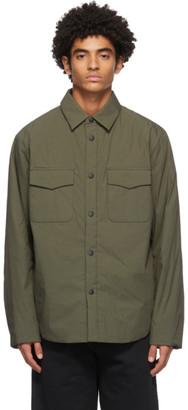 Rag & Bone Green M42 Jack Shirt Jacket