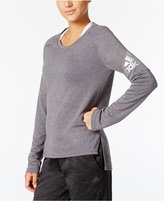 adidas Performer Long-Sleeve ClimaLite Top