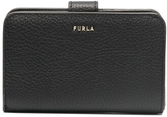 Furla Logo Plaque Wallet