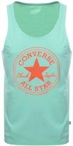 Converse Core Logo Vest T Shirt Green
