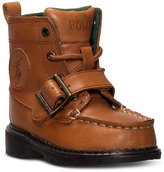 Polo Ralph Lauren Toddler Girls' Ranger Hi Boots from Finish Line