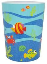 Nobrand No Brand Fishtails Bathroom Wastebasket