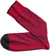 Johnston & Murphy Hearts Socks