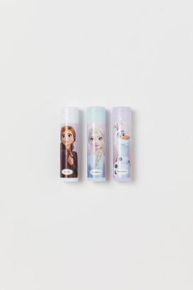 H&M 3-pack Lip Balms - Blue