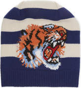Gucci Tiger Striped Beanie