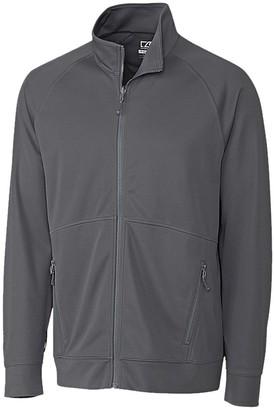 Cutter & Buck Men's Big and Tall Big & Tall Spark Systems Peak Full-Zip Jacket
