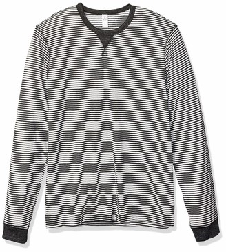 Alternative Men's Jersey Cuffed Long Sleeve t-Shirt