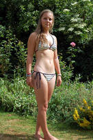Norden Inka Striped Bikini