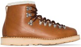 Diemme Inverno Vet leather and shearling boots