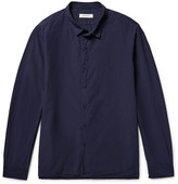 Nonnative - Clerk Slim-fit Overdyed Cotton-ripstop Shirt