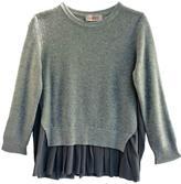 Kontatto Sweater Ruffle Bottom