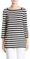 Michael Kors Women's Stripe Cashmere Tunic