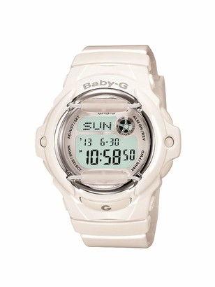 Casio Women's Baby G Quartz Watch with Resin Strap
