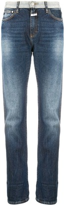 Closed Rolled-Cuff Skinny Jeans