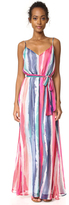 BB Dakota Jack by Joyner Colorfield Printed Maxi Dress