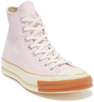 Converse Chuck 70 Pop Toe Hi Top Sneaker (Unisex)