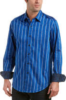 Robert Graham Carnous Classic Fit Woven Shirt