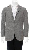 Michael Bastian Wool One-Button Blazer