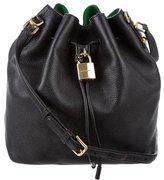 Dolce & Gabbana Large Padlock Bucket Bag