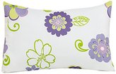Sweet Potatoes Sweet Potato Lulu Small Sham Bedding Set, White/Lavender/Green/Purple