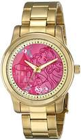 Disney Unisex W001820 Sleeping Beauty Analog Display Analog Quartz Watch