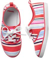 Gymboree Striped Sneakers