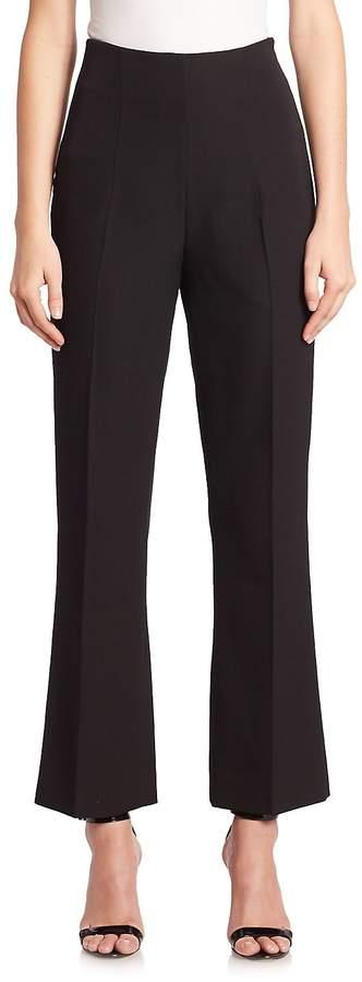 Altuzarra Women's Norton Virgin Wool Cropped Flare Pants