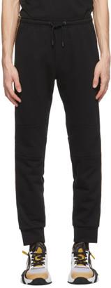 Fendi Black Forever Side Stripe Lounge Pants