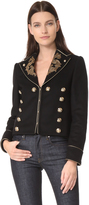 Roberto Cavalli Embroidered Jacket
