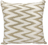 Nourison Luminecence Chevron Pillow