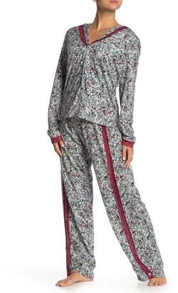 Cosabella Suzette Floral Pajama Pants