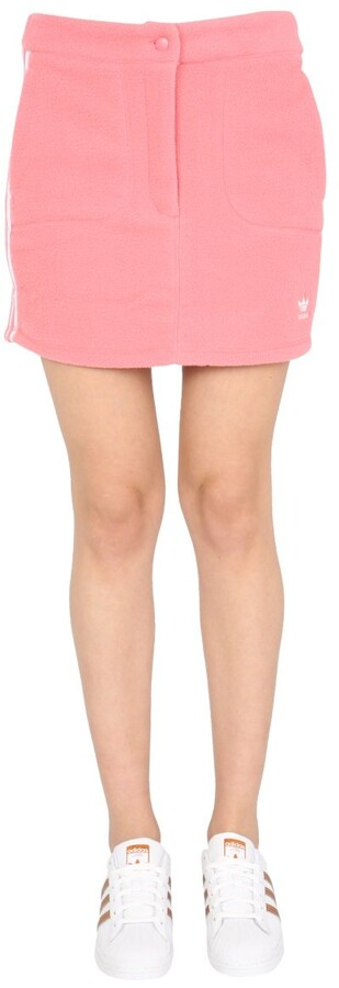 Thumbnail for your product : adidas Adicolor Classics Polar Fleece Skirt