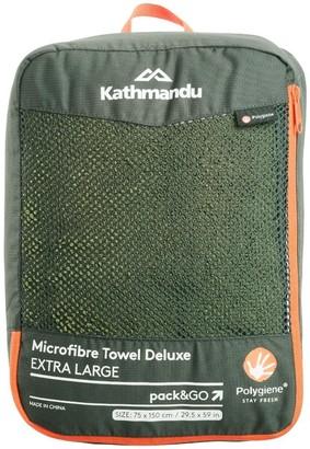 Kathmandu Microfibre Towel Extra Large Deluxe