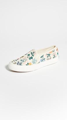 Keds x Rifle Paper Co. Double Decker Wildflower Sneakers
