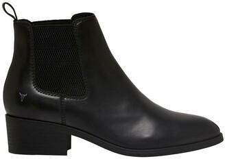 Windsor Smith Ravee Black Boot