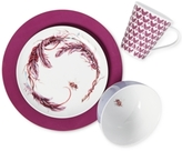Clinton Kelly Clinton Kelly Effortless Table Birds & Bees 4 Piece Place Setting