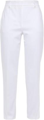 Emilio Pucci Cropped Stretch-cotton Slim-leg Pants