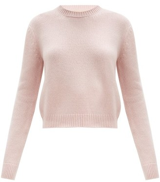 Brock Collection Crew-neck Cashmere Sweater - Light Pink